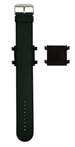 Stamps Armband schwarz 9921003 mit zusätzlichem Snapper/Adapter 9938000
