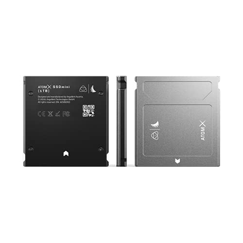 Angelbird AtomX SSDmini   1 TB   External SSD for Atomos