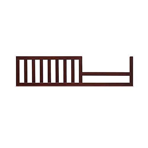 Toddler Bed Safety Guard Rail Conversion Kit 136 for Sorelle Cribs | Fits Emerson, Finley, Jaden Lee, Modesto, Monterey, Napa, Paxton, Primo, Providence, Verona & Vista Elite Cribs (Espresso)