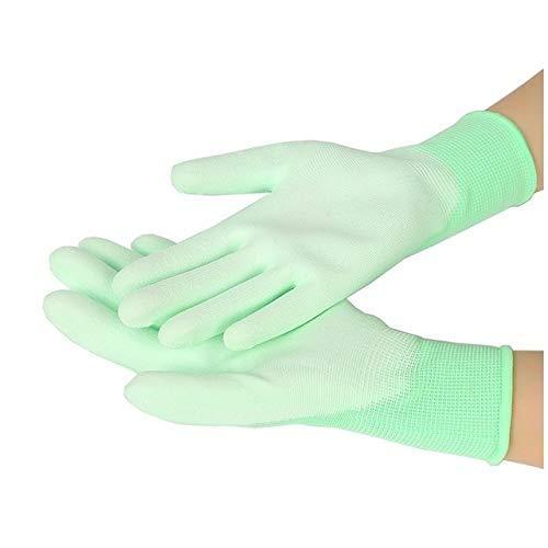 FFCVTDXIA Gloves Guantes Green Plastic Garden Genie Caucho con Garras de Forma rápida fácil de cavar y Plantar la plantatio China como Show