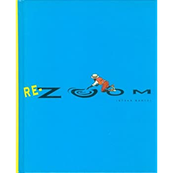 Image result for re-zoom book