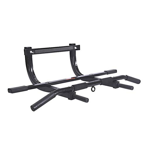CNHDG Body sculpting Pull-Up Bars op de Deur Frame Home Multi-Functie Pull-Up Bar - Eenvoudige Fitness Apparatuur Kracht Trainer - Dikke stalen buis lagergewicht 200kg