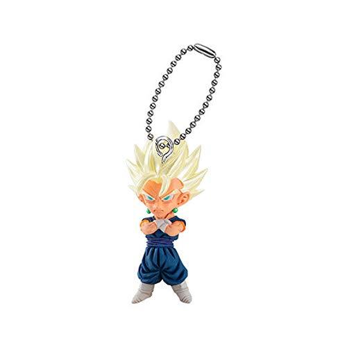 Dragon Ball Udm Burst 39 Figure Swing Keychain~Ss Vegeto