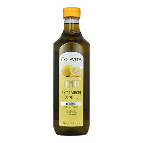 Colavita Lemon Extra Virgin Olive Oil, 32 oz