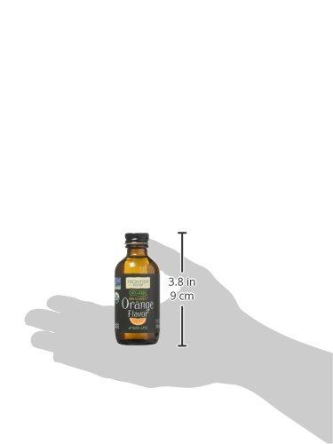 Frontier, Flavoring Orange Organic, 2 Fl Oz