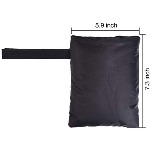 Fdit 2 Thermal Protection Cold Resistant Bag Cover for Faucet Frost Protection Cover Winter Safety Protective Cover Reusable Winter Frost Protection Insulation Tap Blanket