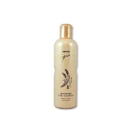 Komenuka Bijin Moisturizing Hair Shampoo with Natural Rice Bran - 11 Fl Oz