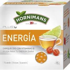 Infusión Hornimans Plus Energía 10 Sobres
