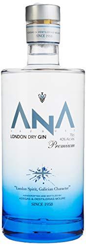 Ana London Dry Gin  Gin (1 x 0.7 l)