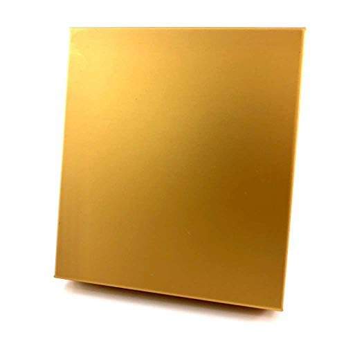 【C652】Ophone タバコケース レギュラー迄20本 ゴールド/金 光沢 軽いアルミ製 携帯 準防水 [並行輸入品]