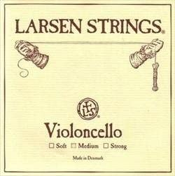 Limited Special Price Larsen 4 years warranty 1 2 Size Cello Tension Medium Set Strings L332-102