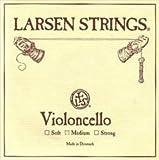 Larsen 1/8 Size Cello Strings L332-102 Set, Medium Tension