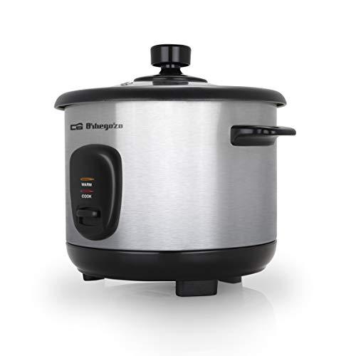 9. Orbegozo CO 3025 - Arrocera y vaporera