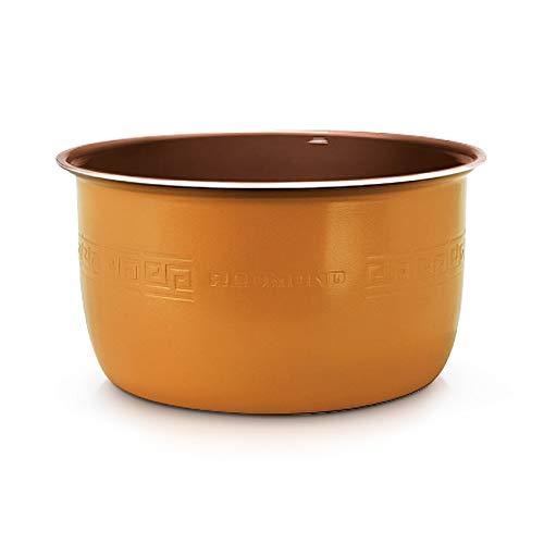 Innentopf mit Keramikbeschichtung RB-C505F für Multikocher Ersatztopf für Multivarka REDMOND RMK-M911 und RMK-M451-5,0 L