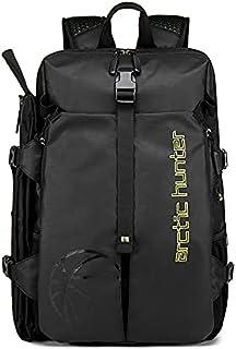 Arctic Hunter Laptop Backpack Sport Multifunction Large Capacity Outdoor Teenage Basketball Backpack School Bag Waterproof...