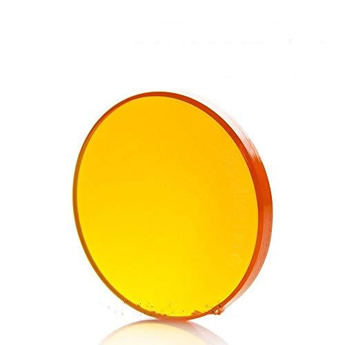 NLLeZ China ZnSe Fokuslinse Dia.20 mm FL 38,1-127 mm 2,5 (Farbe : 20mm, Größe : 50.8mm)