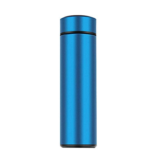 Rziioo Insulin Kühl Cup tragbare Insulin-Kühler-Flasche 36hrs Mini Kälte Kühlschrank Diabetic Organizer Medical Cooler,Blau