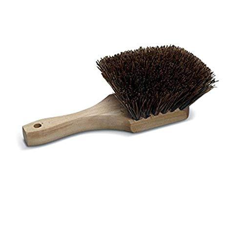 Malish 170416 8' Wok Brush Wood Handle