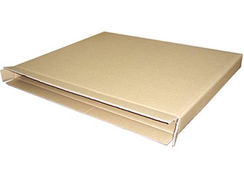 油彩額縁(F12-20)、A1フレーム等の大型薄物梱包ダンボール(895X75X730)3枚組
