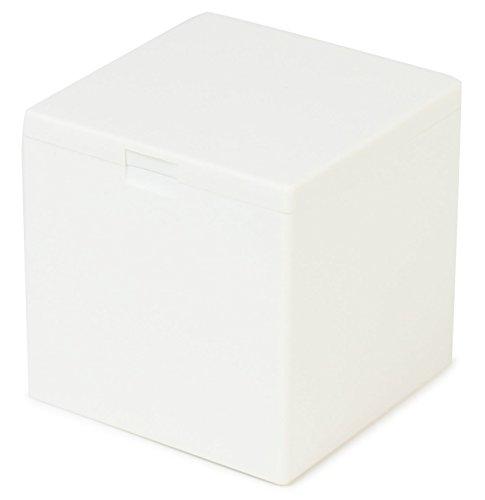 WINDMILL(ウインドミル) 灰皿 ハニカムキューブ 卓上 34本収納 ホワイト 601-1001
