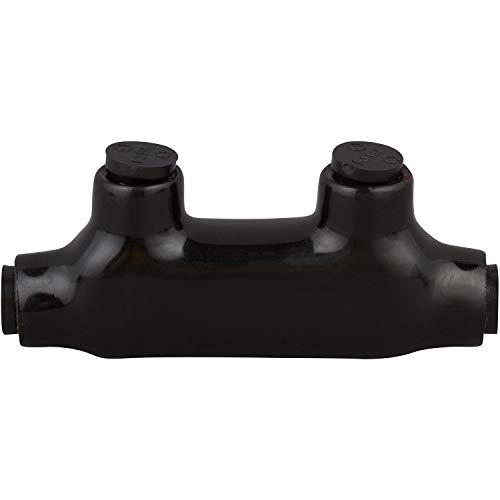 Morris Products Black Insulated In-Line Splice...