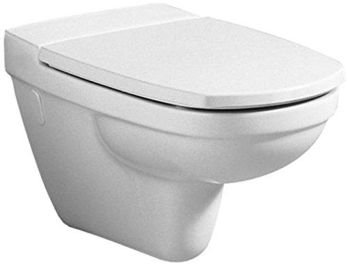 Keramag WC-Sitz Vitelle mit Edelstahlscharniere Pergamon, 573620068