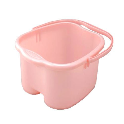 Inomata Relaxing Foot Bath 2502 Easily!! (Pink)