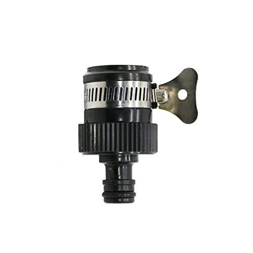MINGMIN-DZ Dauerhaft 16mm Rund Tap Connectors Garten Tap Keine Gewindeverbindungen 5/8 Zoll Schnellkupplung Waschmaschine Wasser Adapter 3pcs