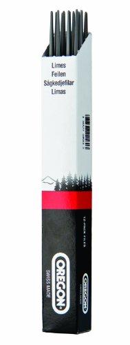 Oregon Rundfeile 4,0mm für Sägeketten 3/8 1,3mm 12er Packung