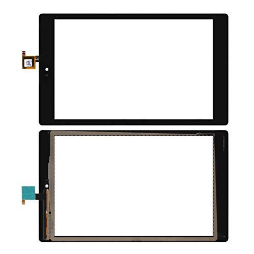 HUOGUOYIN Displayersatz 8.0 '' Fit für Amazon Kindle Fire HD8 HD 8 2017 7. Gen Digitizer Touchscreen-Panel-Sensor-Glasobjektiv-Ersatz Ersatzsatz für Reparatursatz (Color : HD8 2017 7th Gen)