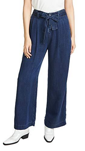 Rails Women's Jess Pants, Dark Vintage, Blue, X-Small