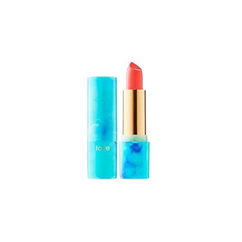 モジュール悪用機械的tarteタルト リップ Color Splash Lipstick - Rainforest of the Sea Collection Satin finish