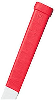 Tacki-mac Hockey Grips-Command Textured Wrap Grip-White Wrapped Texture