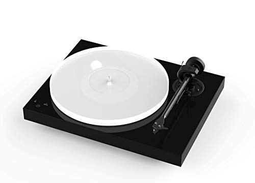 Pro-Ject X1 Turntable with Sumiko Rainier (Black)