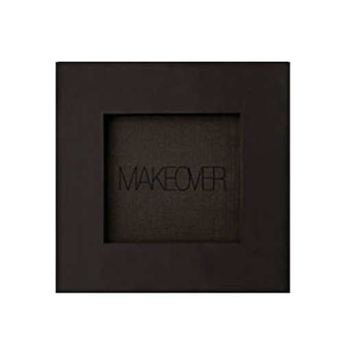 MAKEOVER Single Eyeshadow, Lidschatten, matte grey
