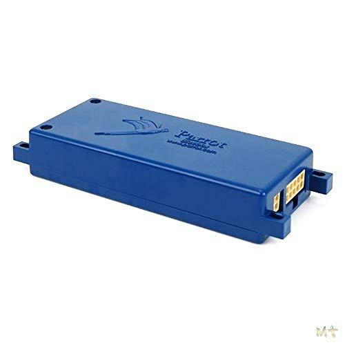 Parrot CK3100 Ebox - Unidad electrónica para kit manos libres, Azul