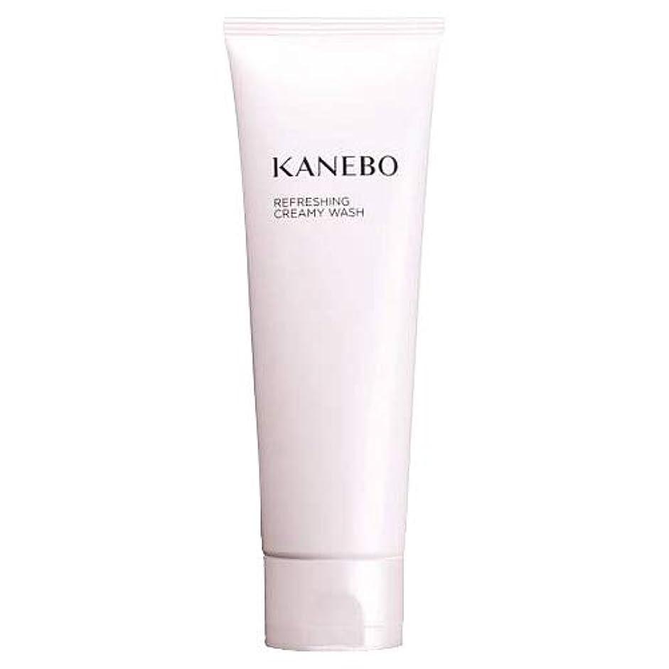 顕微鏡集中アンカーカネボウ KANEBO 洗顔フォーム リフレッシングクリーミィウォッシュ 120ml :宅急便対応 送料無料 再入荷10 [並行輸入品]