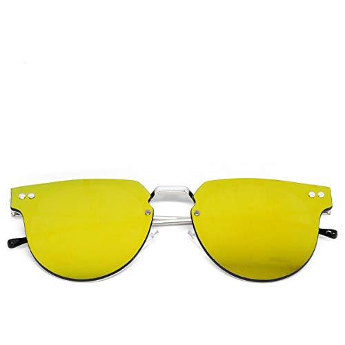 Spitfire, Cyber Sonnenbrille, SP_CYBER_SIL-YLW - DA SOLE