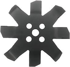Avalon Tools Disco desbrozadora Avalon ZARZAS 8 Puntas 250 x 25.4 x 3, Negro