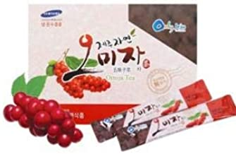 Omija Cha Korean Schisandra Tea Korea Traditional Herbal Healthy mixture of 5 flavors 15ea