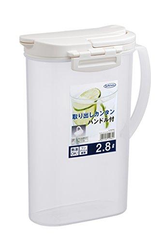 岩崎 冷水筒 フェローズ ハンディプッシュ 2.8L K-298NW