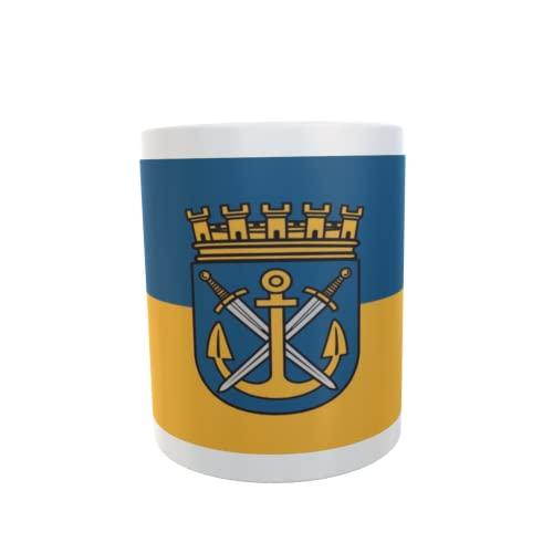 U24 Tasse Kaffeebecher Mug Cup Flagge Solingen