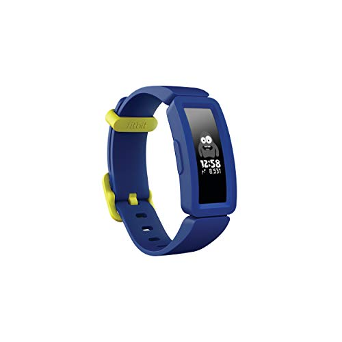 Fitbit Ace 2 Activity Tracker for Kids with Fun Incentives, 6+ Day Battery & Swimproof
