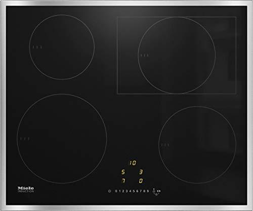 Miele KM 7262 FR, Piano Cottura Induzione, 60 cm, 4 Fuochi, Vetroceramica, 2300 W