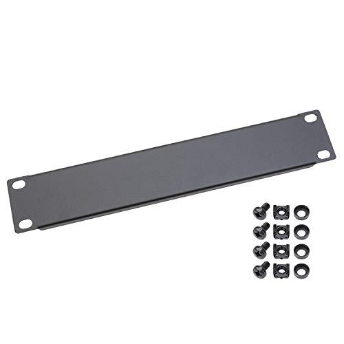 HMF 63370-02 - Cubierta ciega para armario de servidores   10'   1U   Negro