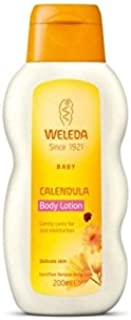 Weleda Baby Calendula Body Lotion (200ml) (Pack of 2)