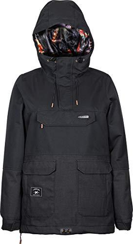 L1 Damen Ski- Snowboardjacke Prowler WJKT´21, Black, M