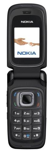 Nokia 6085 - Teléfono Móvil Libre - Negro