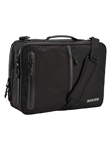 Burton Switchup Pack, True Black Ballistic, One Size