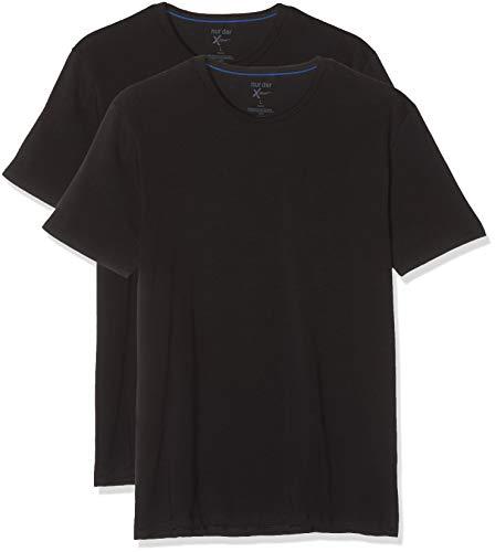 Tylko męski T-shirt Xemp okrągły dekolt 2 sztuki w opakowaniu